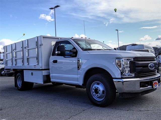 2019 F-350 Regular Cab DRW 4x2,  Landscape Dump #FK1507 - photo 6