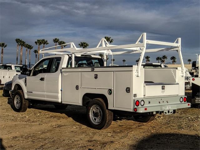 2019 F-350 Super Cab 4x4,  Scelzi Service Body #FK1509 - photo 2