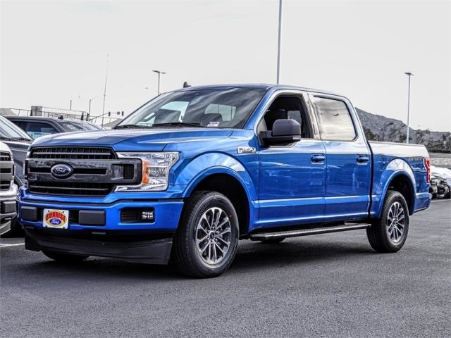 2019 F-150 SuperCrew Cab 4x2,  Pickup #FK1515 - photo 1