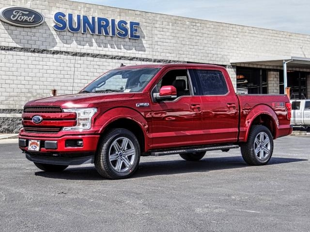 2019 F-150 SuperCrew Cab 4x4,  Pickup #FK1569 - photo 1