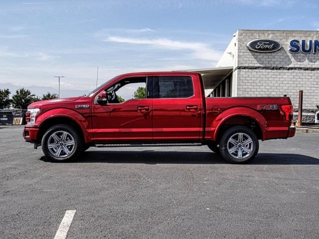 2019 F-150 SuperCrew Cab 4x4,  Pickup #FK1569 - photo 3