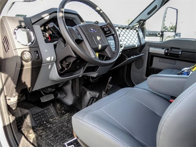 2019 F-650 Regular Cab DRW 4x2,  Scelzi Stake Bed #FK1579 - photo 7