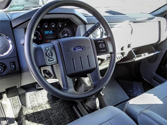 2019 F-650 Regular Cab DRW 4x2,  Scelzi Flatbed #FK1580 - photo 9