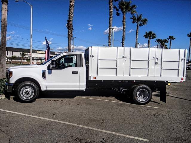 2019 F-350 Regular Cab DRW 4x2,  Scelzi Landscape Dump #FK1581 - photo 3