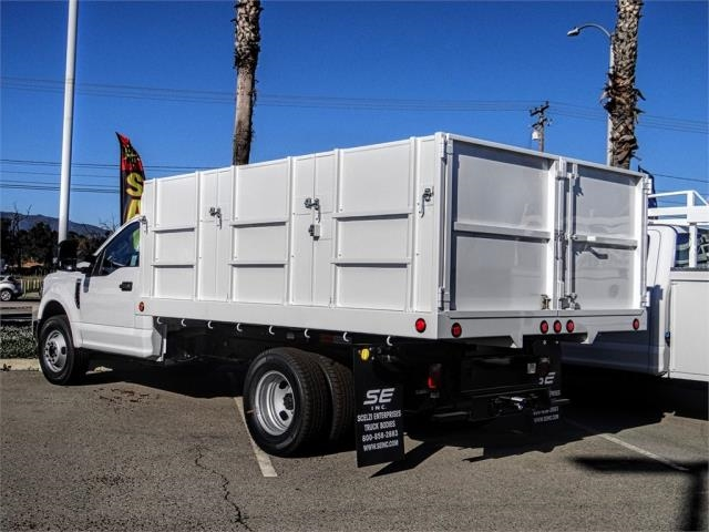 2019 F-350 Regular Cab DRW 4x2,  Scelzi Landscape Dump #FK1581 - photo 2