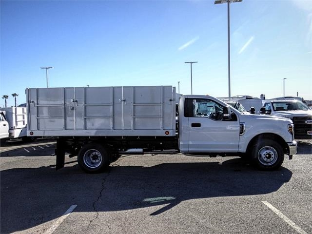 2019 F-350 Regular Cab DRW 4x2,  Scelzi Landscape Dump #FK1581 - photo 5