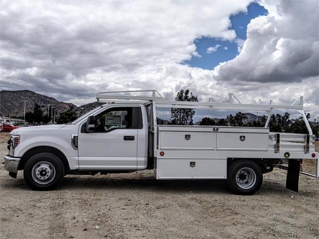 2019 F-350 Regular Cab DRW 4x2,  Scelzi CTFB Contractor Body #FK1614 - photo 3