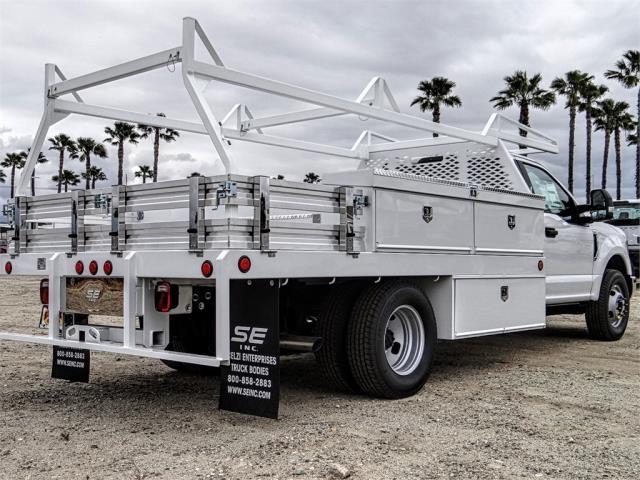 2019 F-350 Regular Cab DRW 4x2,  Scelzi CTFB Contractor Body #FK1614 - photo 4