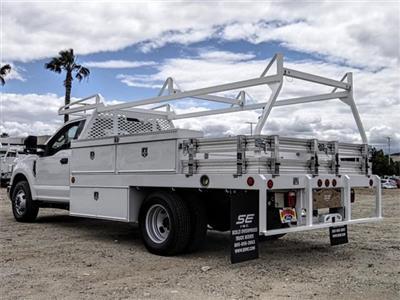 2019 F-350 Regular Cab DRW 4x2,  Scelzi CTFB Contractor Body #FK1614 - photo 2