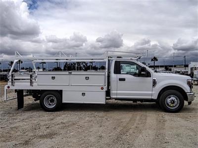 2019 F-350 Regular Cab DRW 4x2,  Scelzi CTFB Contractor Body #FK1614 - photo 5