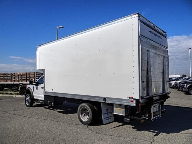 2019 F-550 Regular Cab DRW 4x2,  Marathon Dry Freight #FK1627 - photo 1