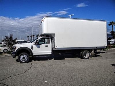 2019 F-550 Regular Cab DRW 4x2,  Marathon Dry Freight #FK1627 - photo 3