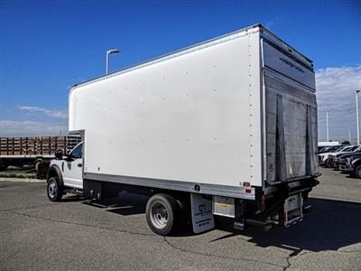 2019 F-550 Regular Cab DRW 4x2,  Marathon Dry Freight #FK1627 - photo 2