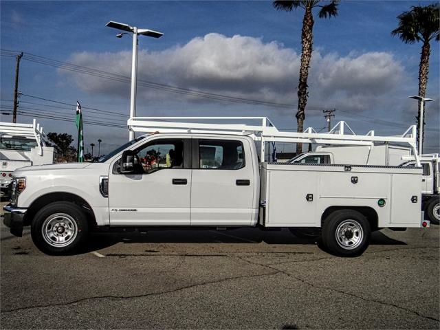 2019 F-350 Crew Cab 4x2,  Scelzi Service Body #FK1651 - photo 3