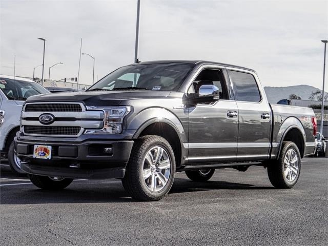 2019 F-150 SuperCrew Cab 4x4,  Pickup #FK1654 - photo 1