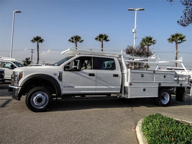 2019 F-450 Crew Cab DRW 4x2,  Scelzi Contractor Body #FK1674 - photo 3