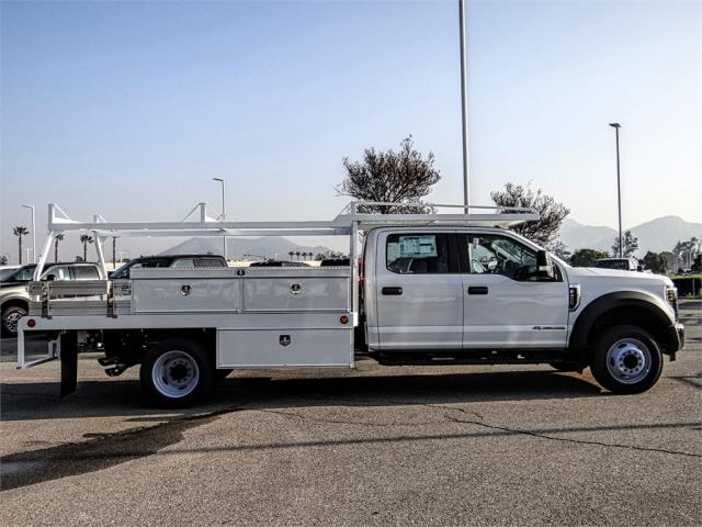 2019 F-450 Crew Cab DRW 4x2,  Scelzi Contractor Body #FK1674 - photo 5