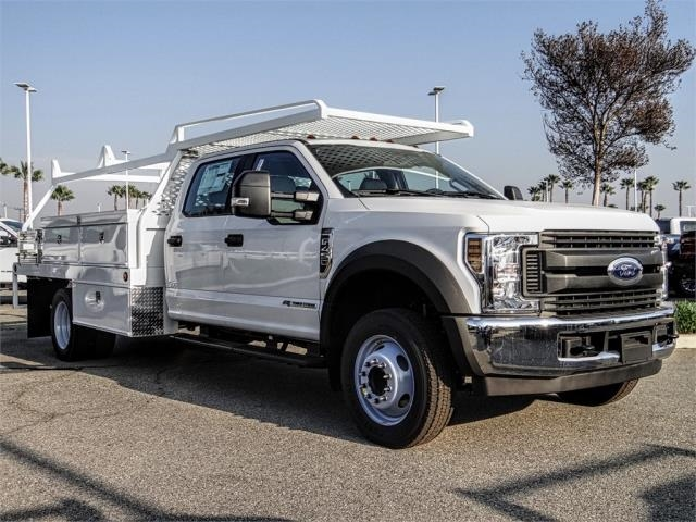 2019 F-450 Crew Cab DRW 4x2,  Scelzi Contractor Body #FK1674 - photo 6