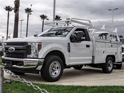 2019 F-350 Regular Cab 4x2,  Scelzi Signature Service Body #FK1684 - photo 1