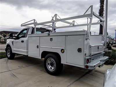 2019 F-350 Regular Cab 4x2,  Scelzi Signature Service Body #FK1684 - photo 2