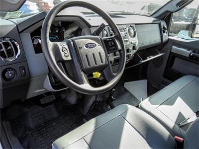 2019 F-650 Regular Cab DRW 4x2,  Scelzi SFB Flatbed #FK1953 - photo 8