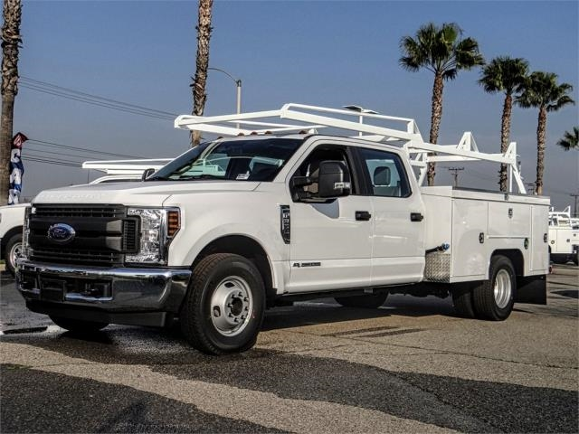 2019 F-350 Crew Cab DRW 4x2,  Scelzi Service Body #FK1988 - photo 1