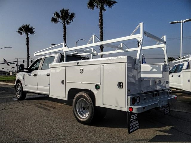 2019 F-350 Crew Cab DRW 4x2,  Scelzi Service Body #FK1988 - photo 2