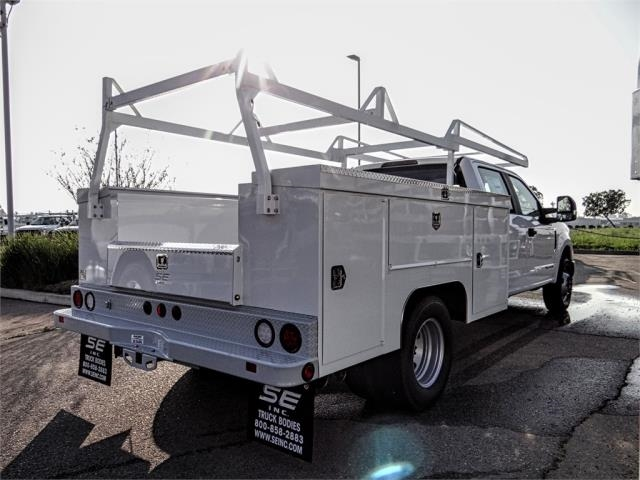 2019 F-350 Crew Cab DRW 4x2,  Scelzi Service Body #FK1988 - photo 4