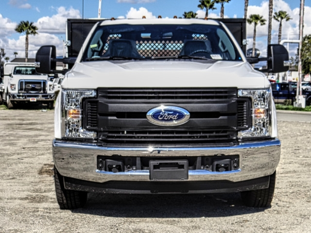 2019 F-350 Regular Cab DRW 4x2,  Harbor Stake Bed #FK2028 - photo 9
