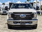 2019 F-350 Regular Cab DRW 4x2,  Harbor Black Boss Stake Bed #FK2028 - photo 9