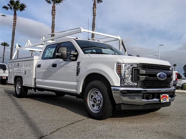 2019 F-350 Crew Cab 4x2,  Scelzi Service Body #FK2050DT - photo 6
