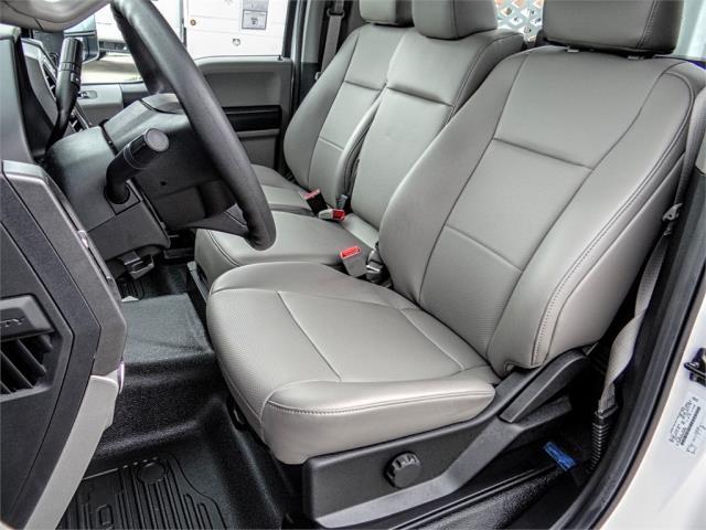 2019 F-350 Regular Cab DRW 4x2,  Scelzi Stake Bed #FK2110 - photo 8