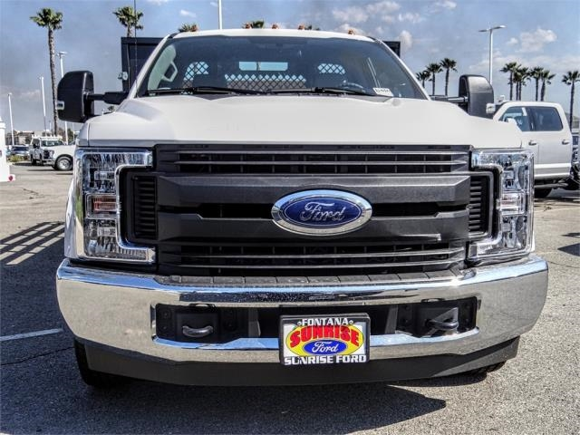 2019 F-350 Regular Cab DRW 4x2,  Harbor Black Boss Stake Bed #FK2112 - photo 7