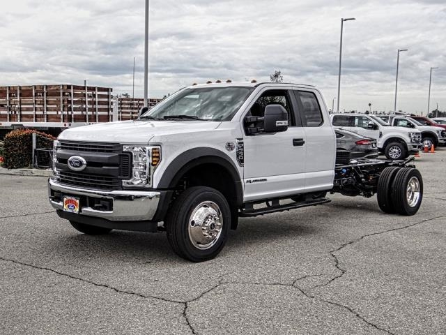 2019 F-550 Super Cab DRW 4x2,  Cab Chassis #FK2116 - photo 1