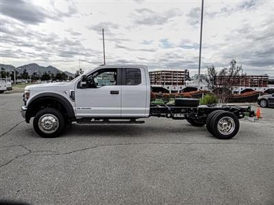 2019 F-550 Super Cab DRW 4x2,  Cab Chassis #FK2116 - photo 3