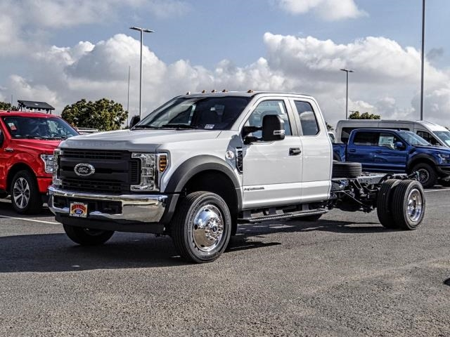 2019 F-550 Super Cab DRW 4x2,  Cab Chassis #FK2117 - photo 1