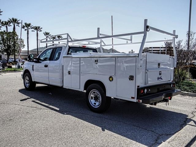 2019 F-350 Super Cab 4x2,  Harbor Service Body #FK2170 - photo 1