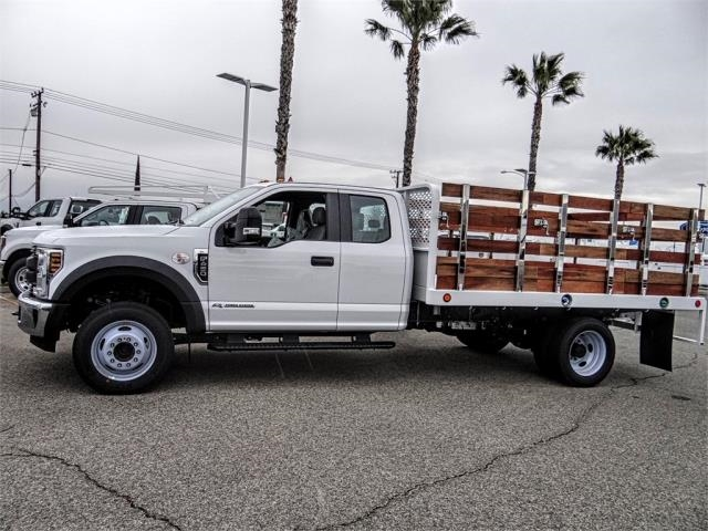 2019 F-450 Super Cab DRW 4x2,  Scelzi Stake Bed #FK2179 - photo 3