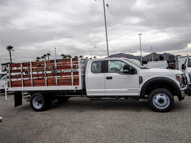2019 F-450 Super Cab DRW 4x2,  Scelzi Stake Bed #FK2179 - photo 5