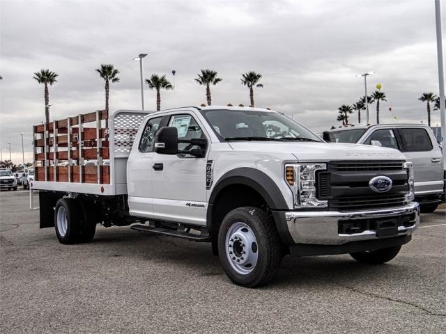 2019 F-450 Super Cab DRW 4x2,  Scelzi Stake Bed #FK2179 - photo 6