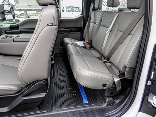 2019 F-450 Super Cab DRW 4x2,  Scelzi Stake Bed #FK2179 - photo 8