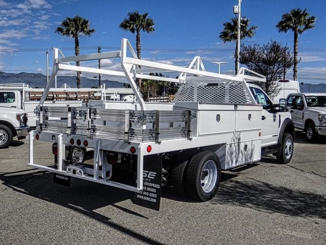 2019 F-450 Regular Cab DRW 4x2,  Scelzi CTFB Contractor Body #FK2180 - photo 5