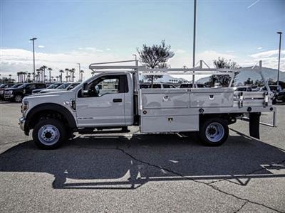 2019 F-450 Regular Cab DRW 4x2,  Scelzi CTFB Contractor Body #FK2180 - photo 3