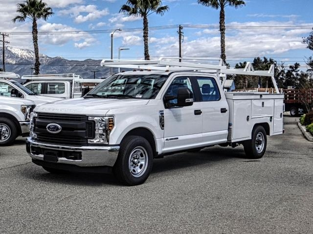2019 F-350 Crew Cab 4x2,  Scelzi Service Body #FK2181 - photo 1