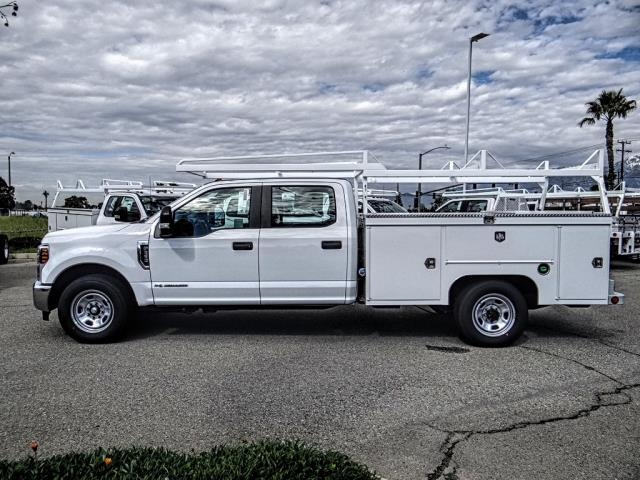 2019 F-350 Crew Cab 4x2,  Scelzi Signature Service Body #FK2181 - photo 3