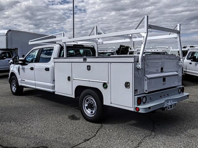 2019 F-350 Crew Cab 4x2,  Scelzi Signature Service Body #FK2181 - photo 2