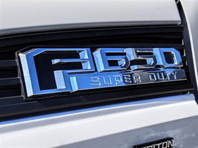2019 F-650 Regular Cab DRW 4x2,  Scelzi SFB Flatbed #FK2195 - photo 9