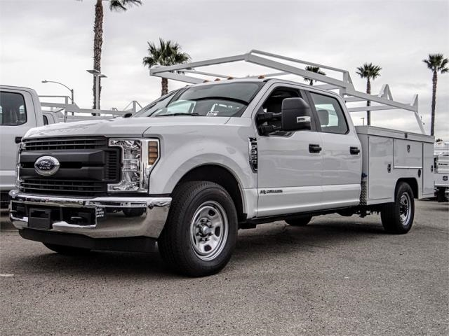 2019 F-350 Crew Cab 4x2,  Scelzi Service Body #FK2197 - photo 1