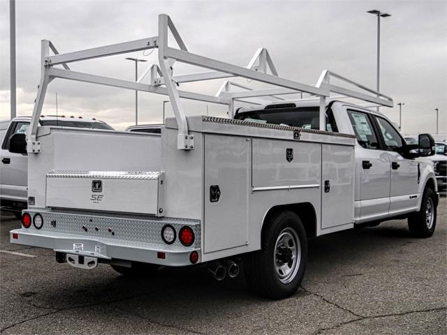 2019 F-350 Crew Cab 4x2,  Scelzi Service Body #FK2197 - photo 4