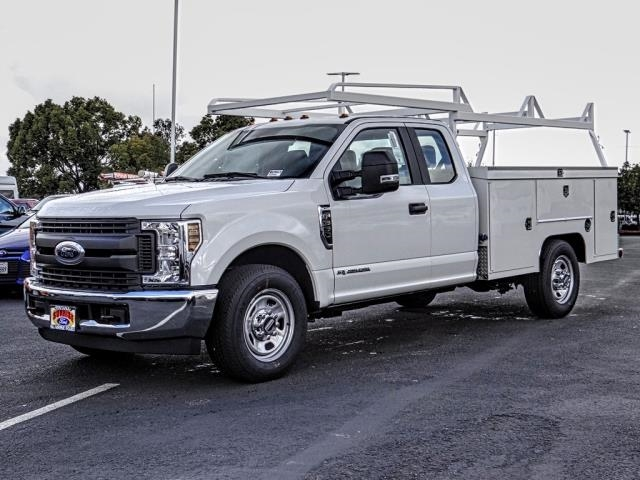 2019 F-350 Super Cab 4x2,  Scelzi Service Body #FK2200 - photo 1
